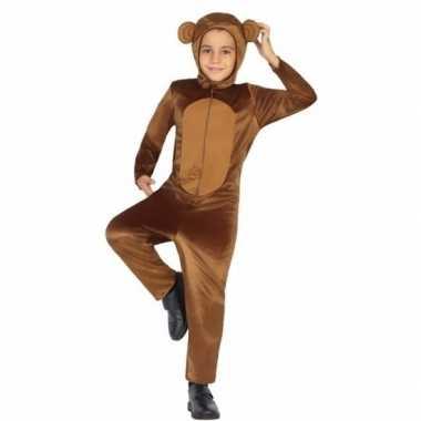 Aap tootsie verkleed carnavalskleding/onesie voor kinderen