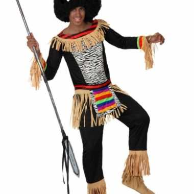 Afrikaans carnavalskleding heren