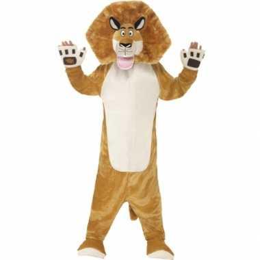 Alex de leeuw carnavalskleding voor kinderen