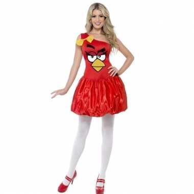 389a45ec1ddd84 Angry Birds Carnavalsjurkje voor dames | Carnavals-winkel.nl
