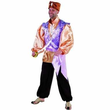 Arabisch verkleed carnavalskleding heren