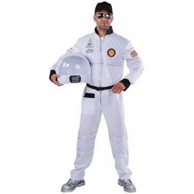 Astronaut carnavalskleding voor heren