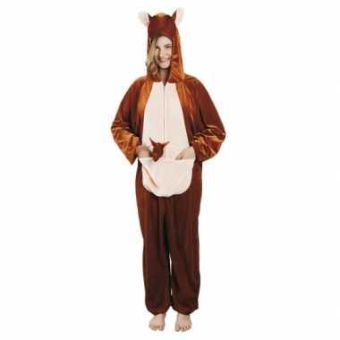 Canaval onesie kangoeroe dames