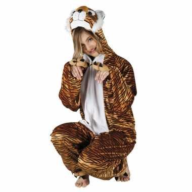 Canaval onesie tijger dames