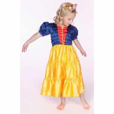Carnaval carnavalskleding sprookje prinses meisjes