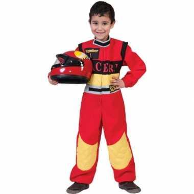 Carnavals racepakje voor kinderen