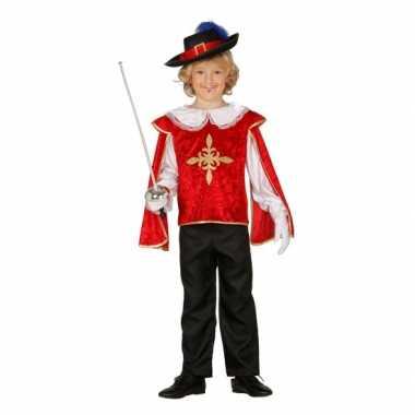 Carnavalscarnavalskleding musketier