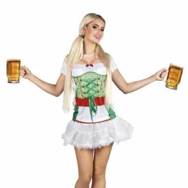 Carnavalscarnavalskleding tiroler dames shirt