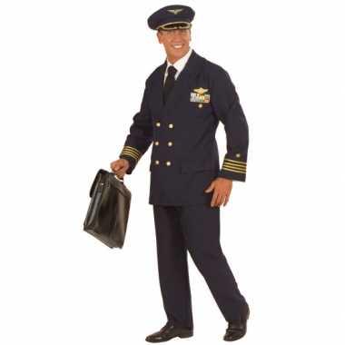 Carnavalskleding piloot voor heren