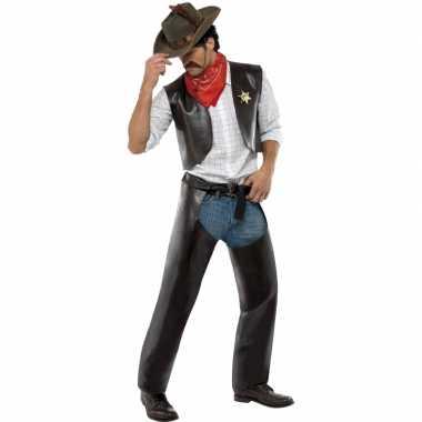Cowboy verkleed pak village people
