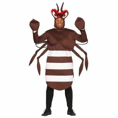 Dieren verkleedpak mug voor volwassenen