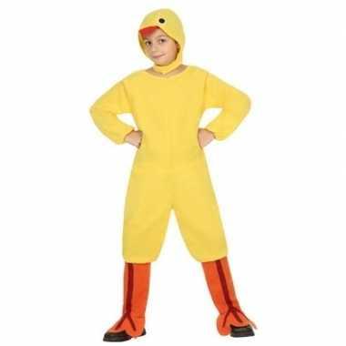 Dierenpak kip/kuiken/haan verkleed carnavalskleding voor kinderen