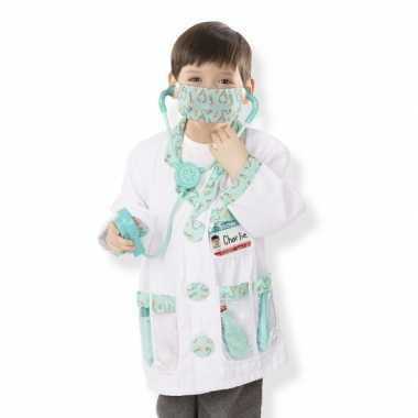 Dokter carnavalskleding voor kinderen