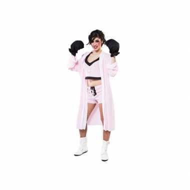 Feest boks carnavalskleding voor dames