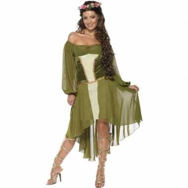 Feest middeleeuwse verkleedcarnavalskleding voor dames