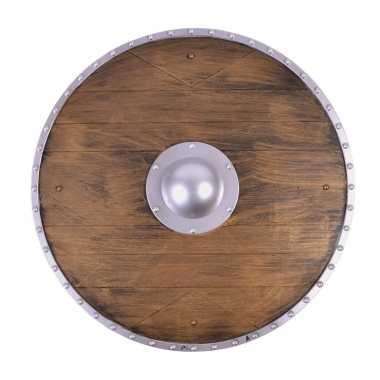 Feestartikel plastic schild 45 cm