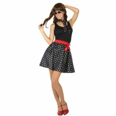 Fifties verkleed jurkje voor dames