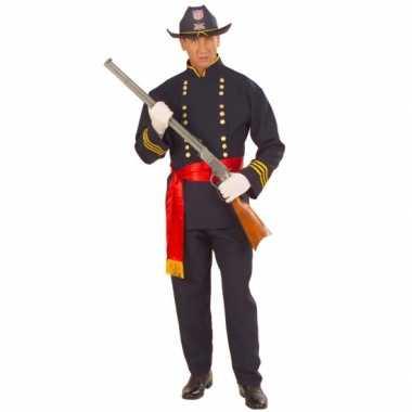 Generaal van de confederatie pak