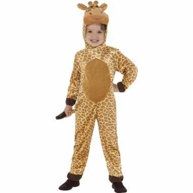Giraffe carnavalskleding voor kinderen