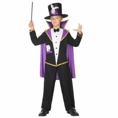 Goochelaar verkleed pak/carnavalskleding voor kinderen
