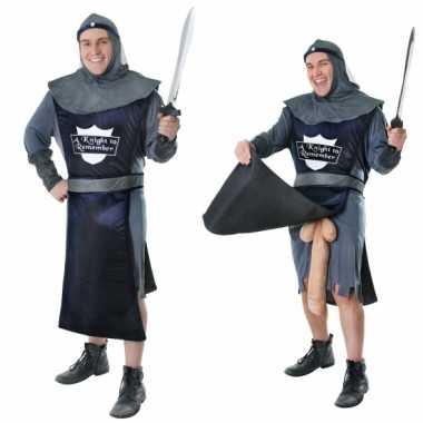 Grappige ridder carnavalskledings