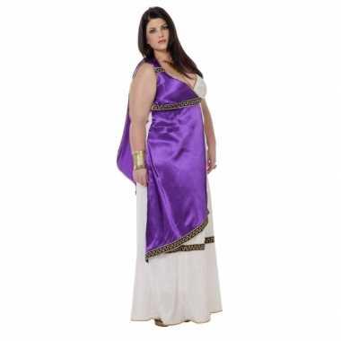 Grieks jurkje grote maat voor vrouwen