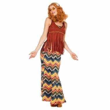 Hippie carnavalscarnavalskleding voor dames