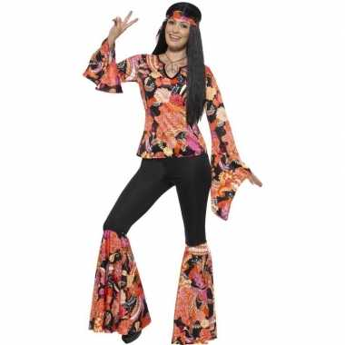 Hippie carnavalskleding willow voor dames