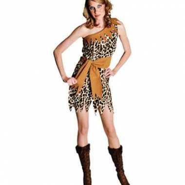 Jungle carnavalskleding voor dames