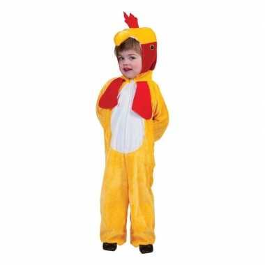Kip/haan onesie voor kinderen