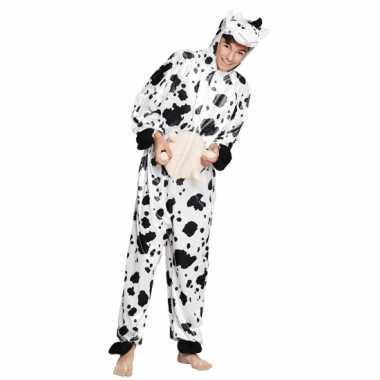 Koeien dieren verkleed carnavalskleding voor kinderen
