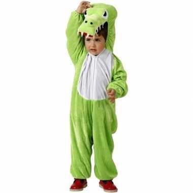 Krokodil croco carnavalskleding voor kinderen