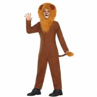 Leeuw leo carnavalskleding voor kinderen