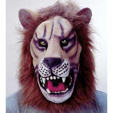 Leeuw maskers