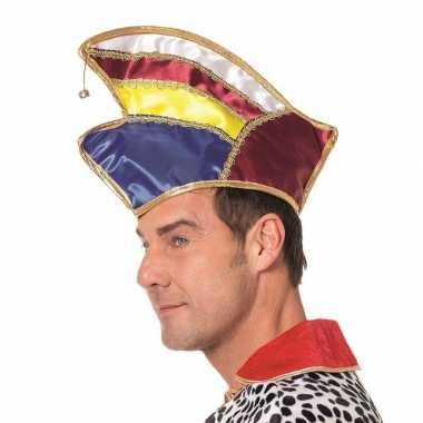 Luxe prins carnaval mutsen