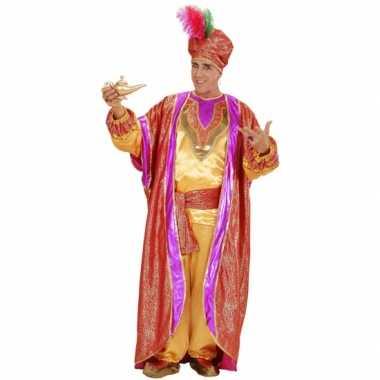 Luxe sultan carnavalskleding voor heren