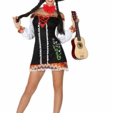 Mexico carnavalskleding voor dames