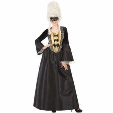 Middeleeuwse markiezin verkleed jurk voor dames