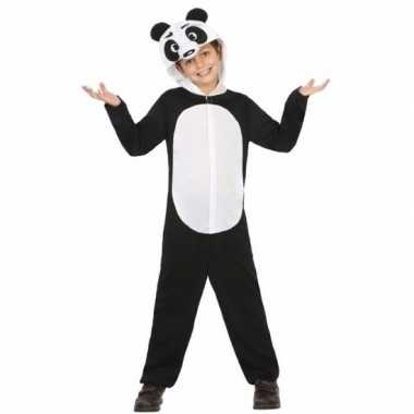 Panda wu wen carnavalskleding voor kinderen