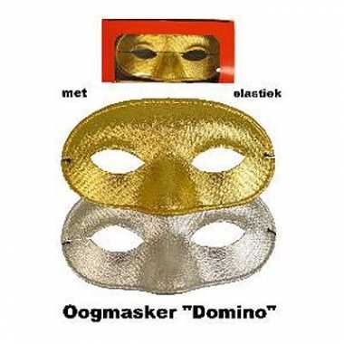 Party oogmaskers met glitters