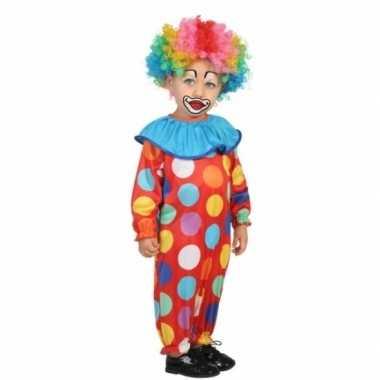 Peuter carnavalskleding clown