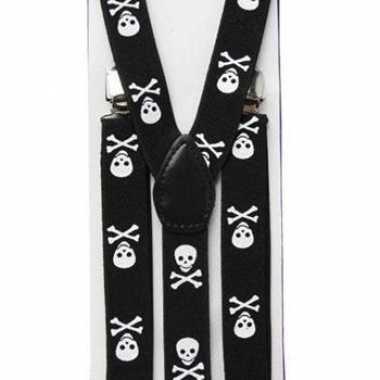 Piraten feest bretels