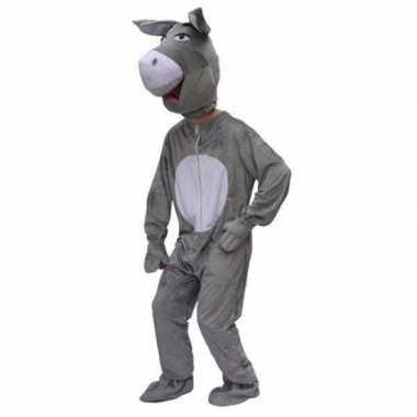 Pluche dierenpakken ezels