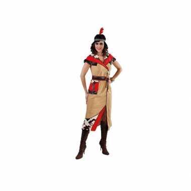 Pocahontas carnavalskleding voor dames