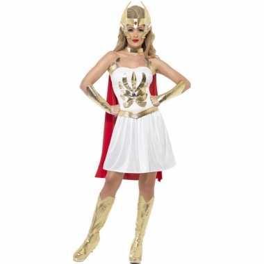 Princess of power carnavalskleding voor dames