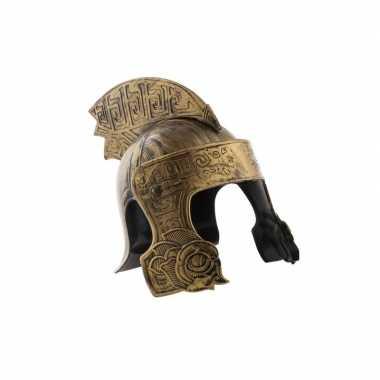 Ridder helm brons voor volwassenen