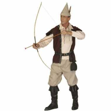 Robin hood carnavalskleding voor heren