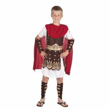 Romeinse gladiatoren carnavalskleding voor kinderen