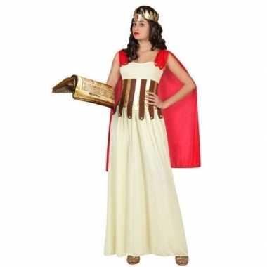 Romeinse/griekse dame aurelia verkleed carnavalskleding/jurk voor dam