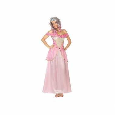 Roze Carnavalskleding Dames.Roze Prinsessen Carnavalskleding Voor Dames Carnavals Winkel Nl